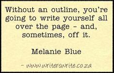 Quotable - Melanie Blue - Writers Write Creative Blog