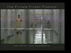 ▶ Part 1 - The Private Prison Problem: Not Here, Not Anywhere - YouTube