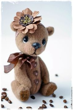 coffee bear.....chocolately sweet!....