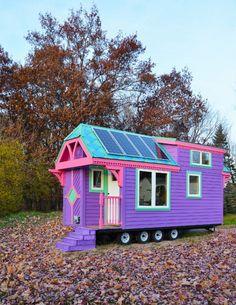 La Tiny House girly