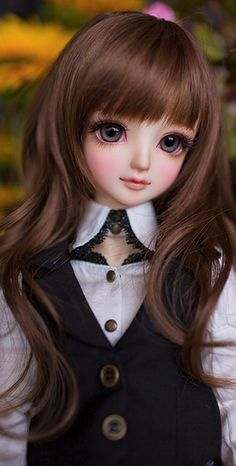 Ooak Dolls Blythe Barbie Dream Doll Pretty