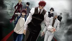 kekkai sensen: this anime was really cool. i am not usually into this type of genre but i did watch it and thought it was good. genre - Action, Fantasy, Shounen, Super Power, Supernatural, Vampire