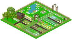 logiciel de dessin de jardin en D