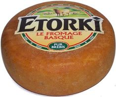 Etorki, a french cheese. Delicious!!! The House of Cheese - Imported