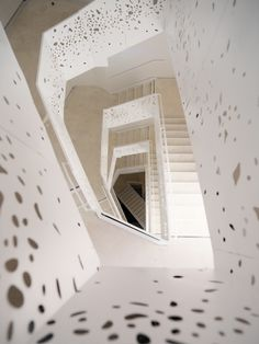 Steven Holl Architects' completes interior project for NYU Department of Philosophy in New York City