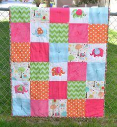 elephant quilt - Google Search