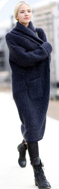 Minimal + Classic: Sasha Luss post Valentino 2014 #oversize #fashion #spartoouk