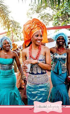 Traditional wedding Nigeria (Igbo)