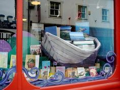 books and boat