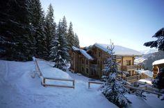 The ultimate in ski destinations Lodge Verbier in Geneva Switzerland