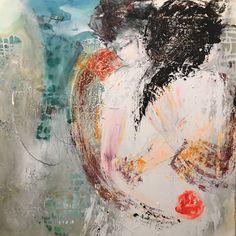 Malerier 2017 – Helle Louise Kierkegaard