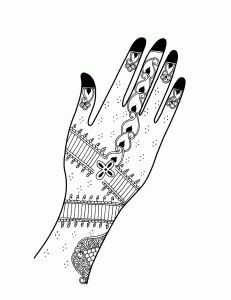 The Story of the Possessed Man (Mark 5:1-20) #henna