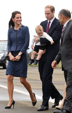 Pin for Later: You're About to Understand Why Kate Keeps Repeating This Business-Inspired Look 2014 in New Zealand