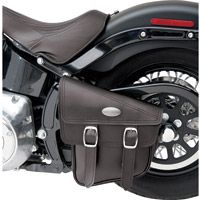 Next bike.  All American Rider Swingarm Storage Bags For Softails