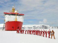 Skib ohøj julemand
