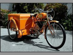 Image detail for -1949 Schwinn Whizzer Tricycle for sale: Anamera