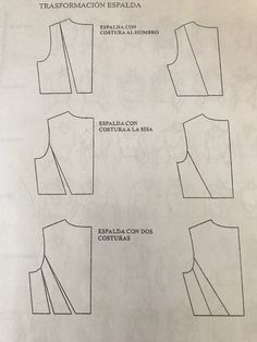 Paso a paso: confeccionar traje de fallera: corpiño (parte 1) – Como anillo al dedal – Confección privada y a medida Costume Patterns, Dress Patterns, Sewing Patterns, Sewing Tutorials, Sewing Crafts, Corset, Best Blogs, Historical Costume, Diy Fashion