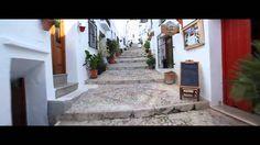 Video promocional de la Comarca de la Axarquía