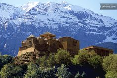 Atlas Mountains, Marrakech, Morocco