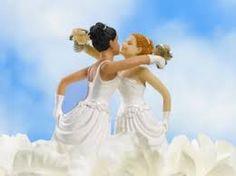 figurine gateaux de mariage gays - Figurine Mariage Gay