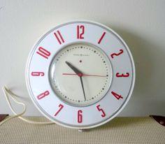 retro kitchen clock