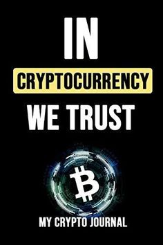 """ In CryptoCurrency We Trust - Cube Notebooks Cute bitcoin notebook compostion for boys and girls, kids and adults.Very unique and cute notebook with loving bitcoin and cryptocurrencies theme… More"""