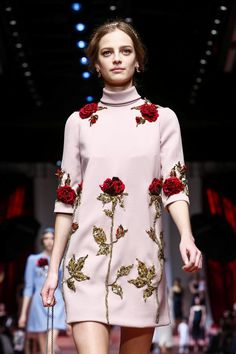 Dolce Gabbana Ready to wear fall winter 2015 in Milan