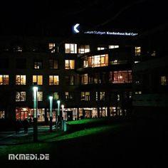 Markus Medinger Picture of the Day   Bild des Tages 17.12.2015   www.mkmedi.de #mkmedi  #365picture #365DailyPicture #pictureoftheday #bilddestages 169/365 #buildings  #0711 #deinstuttgart #deinestadt #deinkrankenhaus #deinleben #beinacht #atnight  Klinikum Stuttgart Krankenhaus Bad Cannstadt  #krankenhausbadcannstadt #badcannstadt #stuttgart #badenwuerttemberg #germany #deutschland #europa #srs_germany #srs_buildings #deinstuttgart  @badenwuerttemberg @visitbawu @deinstuttgart