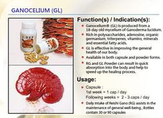 Ganoderma First Health, Essential Fatty Acids, Our Body, Vitamins, Herbs, Health Products, Mushrooms, Day, Blog