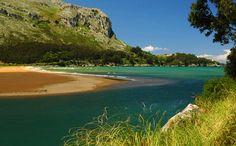 Cantabrian Coast, Spain.