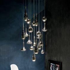Acid LED Multi Light Large Pendant by Modern Forms at Lumens.com