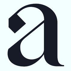 "Gefällt 598 Mal, 8 Kommentare - Natasha Jen (@njenworks) auf Instagram: ""A is for awesome #workinprogress #wip #a #typography #letters #pentagramdesign #twosday"""