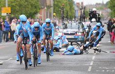 Cycling Giro 2014 TTT