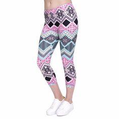 3a3e9f5b15413f Aztec Capri #capri #style #workoutclothes #girlswholift Aztec Leggings, Capri  Leggings,