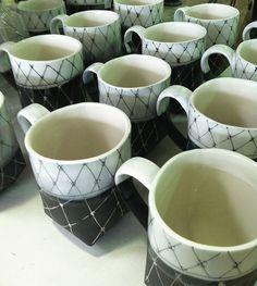 diamond cups by JosieJurczenia, via Flickr