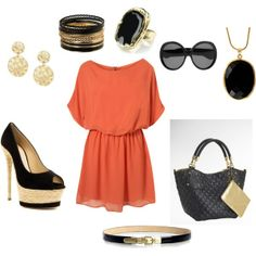 Perfect summer date outfit :)