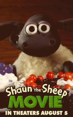 Get a faceful of more hilariously cute antics from Timmy and the flock! See the #ShaunTheSheep movie in theaters August 5th, 2015!
