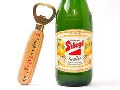 Beer + Grapefruit soda = Stiegl Grapefruit Radler. And it's tasty!