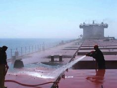 Life on a 1000 ft Coal Carrier