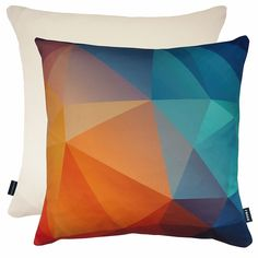Rocco Interiors | Prism Amber Cushion