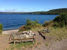 Kawakawa Bay on the K2K Trail just outside of Taupo