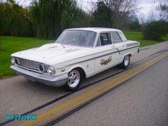 My favorite car:: 1964 Ford Fairlane Thunderbolt