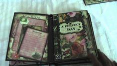 Prima Romance Novel Vertical Paperbag Mini Album