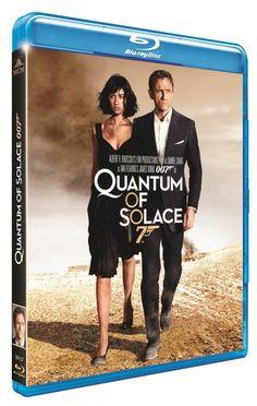 JAMES BOND 007 Quantum of Solace   - BLU-RAY NEUF