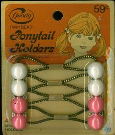 I had these!!!! My hair would get caught in the metal. I remember cutting a few of these out of my long blonde goldi-locks!!!! ;)
