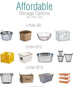 Affordable Storage O