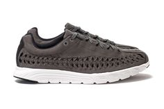 """The Nike Mayfly Woven Returns in """"Tumbled Grey"""""""