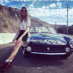 Behati Prinsloo- Behati Prinsloo Levine via @behatiprinsloo (Instagram)