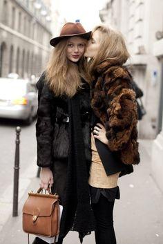 Street style friends