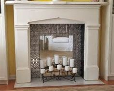 Image detail for -DIY Faux Fireplaces - Paperblog
